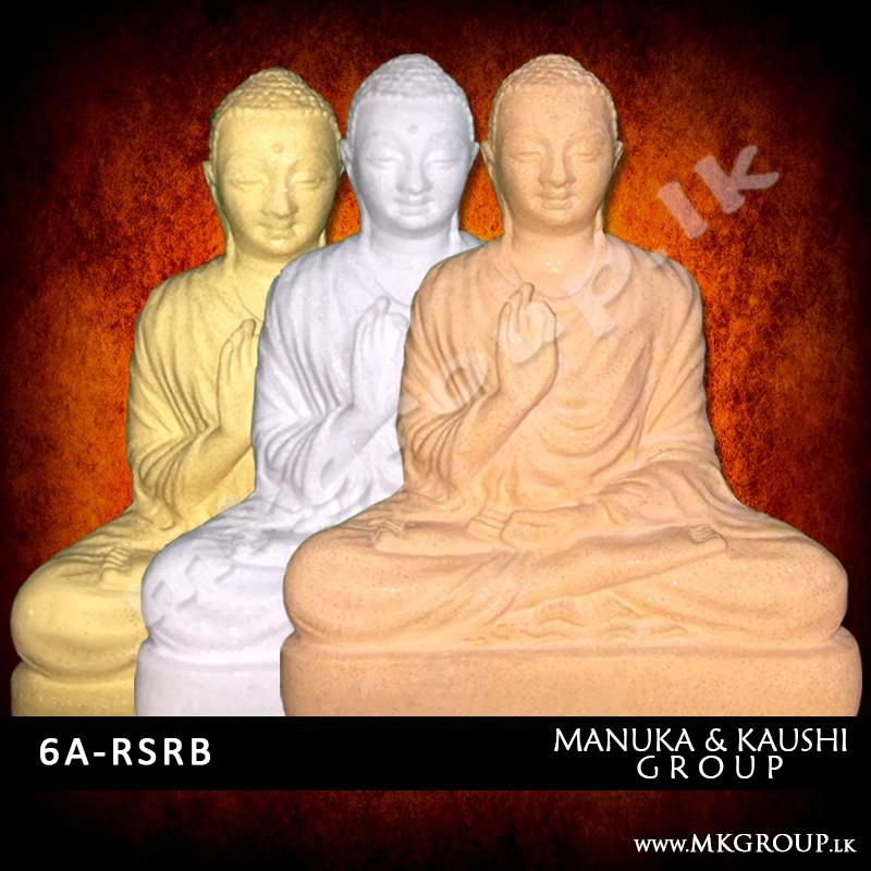 6inch - Ashirwada Buddha Statue