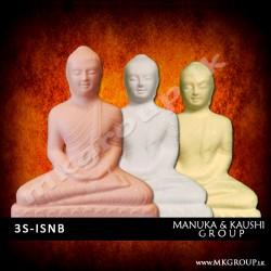 3inch - Dhyana Buddha Statue