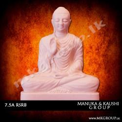 7.5inch - Ashirwada Buddha Statue