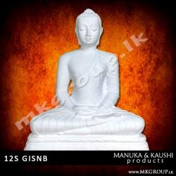12inch - Dhyana Buddha Statue