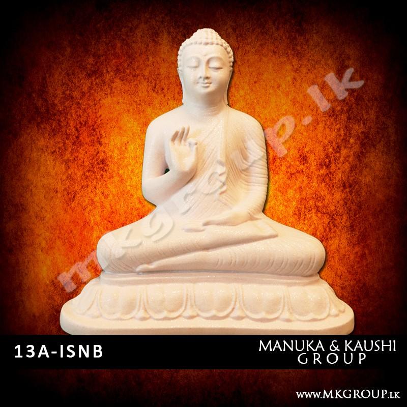 13inch - Ashirwada Buddha Statue