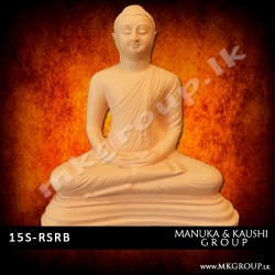 15inch - Dhyana Buddha Statue