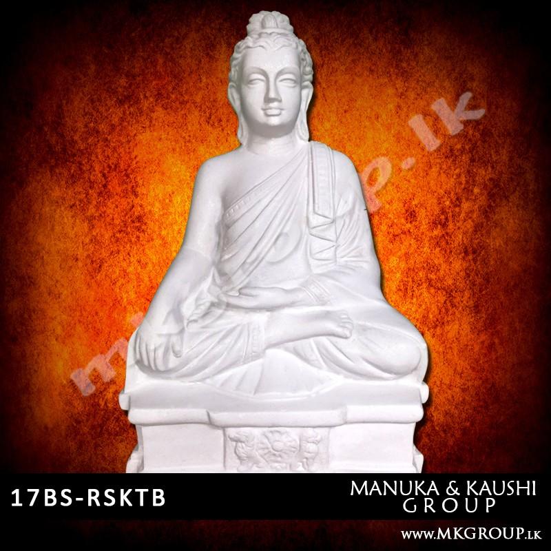 17inch - Bhumisparsha Buddha Statue