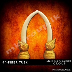 4inch - Fiber Tusk