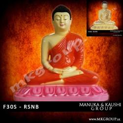 FIBER 30inch - Dhyana Buddha Statue