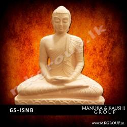 6inch - Dhyana Buddha Statue