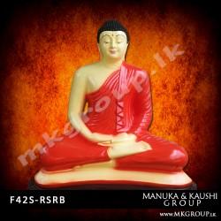 FIBER 42inch - Dhyana Buddha Statue